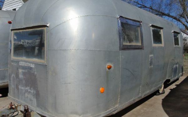 1971 Tradewind 25 Single Axle