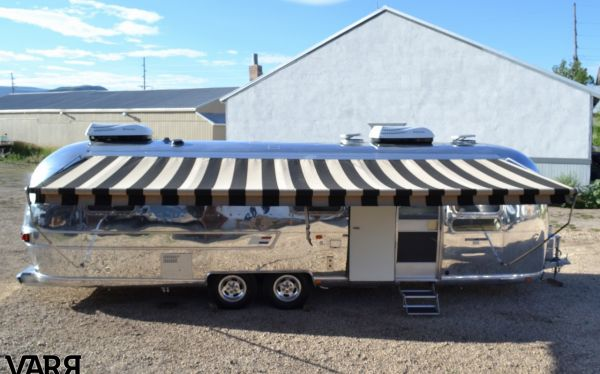 Texass 1 Option For Vintage Airstream Travel Trailer Restoration