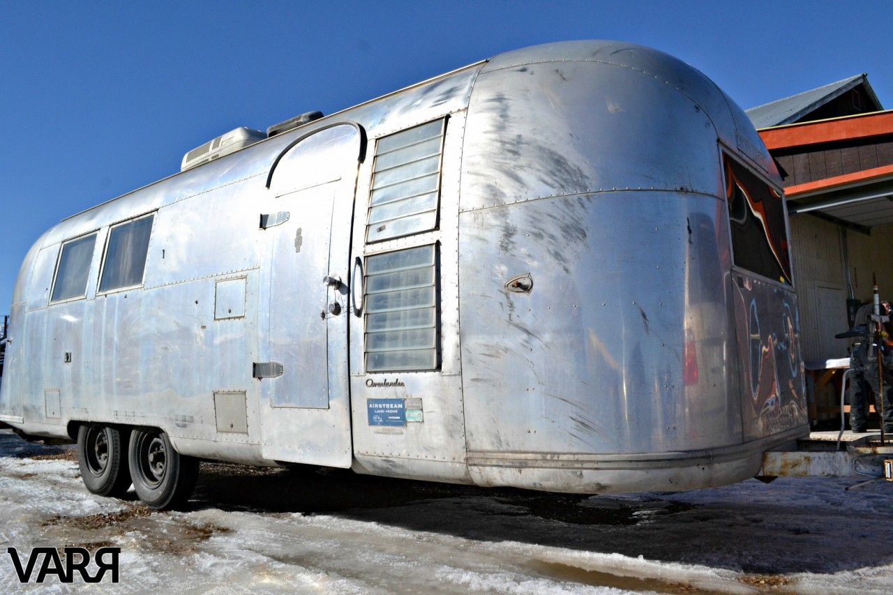 1964 Land Yacht 26 Double Axle Sold Varr