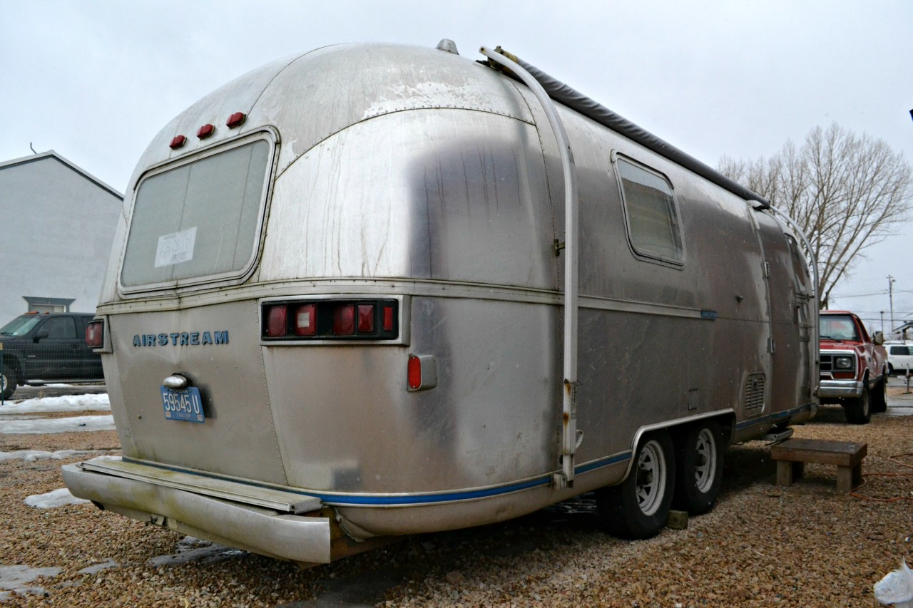 1978 Tradewind Airstream 25 Double Axle Varr