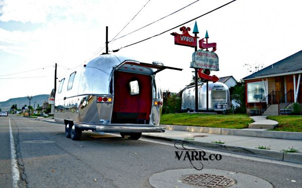 California's Elite Option for Vintage Airstream Travel