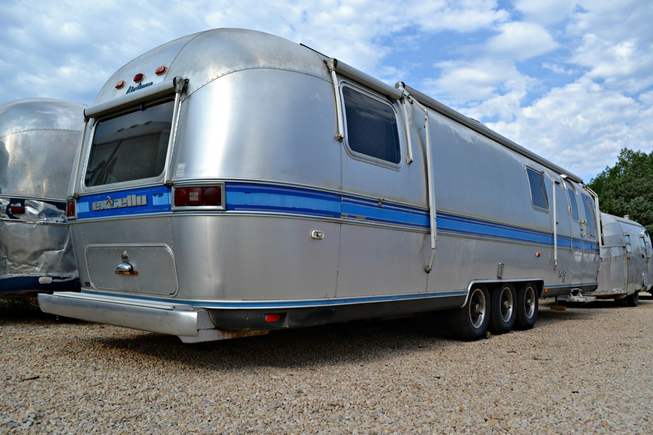 1989 Excella Airstream 34 Triple Axles Sold Varr