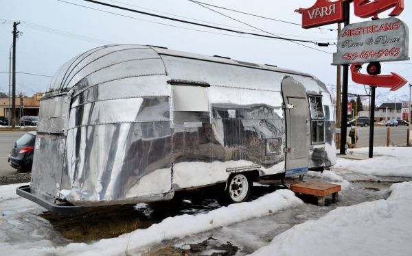 Where can airstream trailers vintage